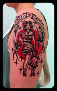 Pin-up-and-kids-tattoo