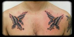 eagles tattoo