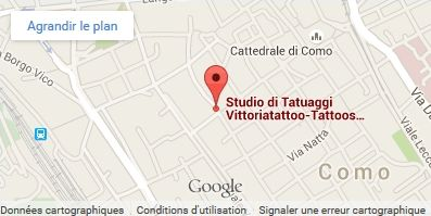 studio tattoo-map-vittoriatattoo-via volta 49 como