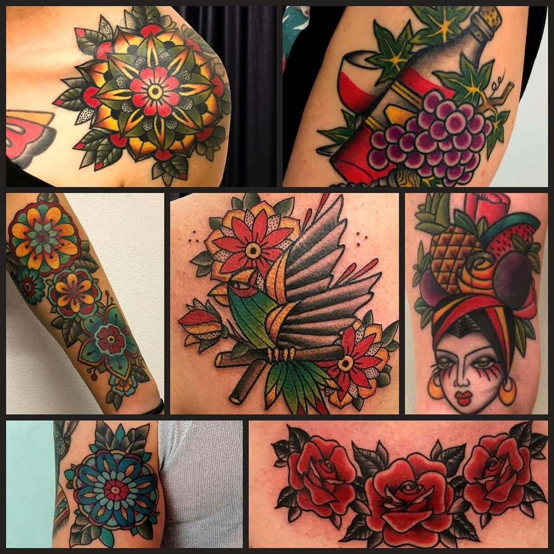 Tattoo Como Vittoriatattoo Via Volta 49 Como Italy