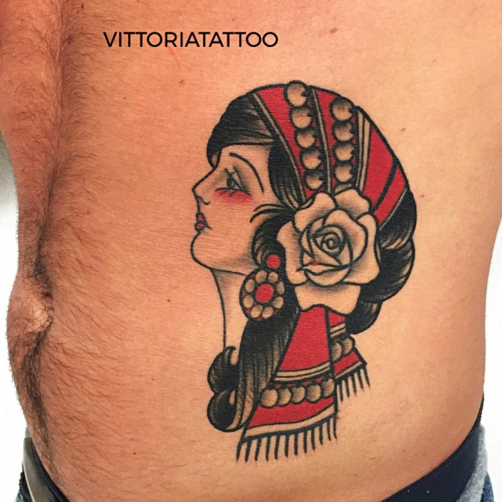 gypsy-woman-tattoo