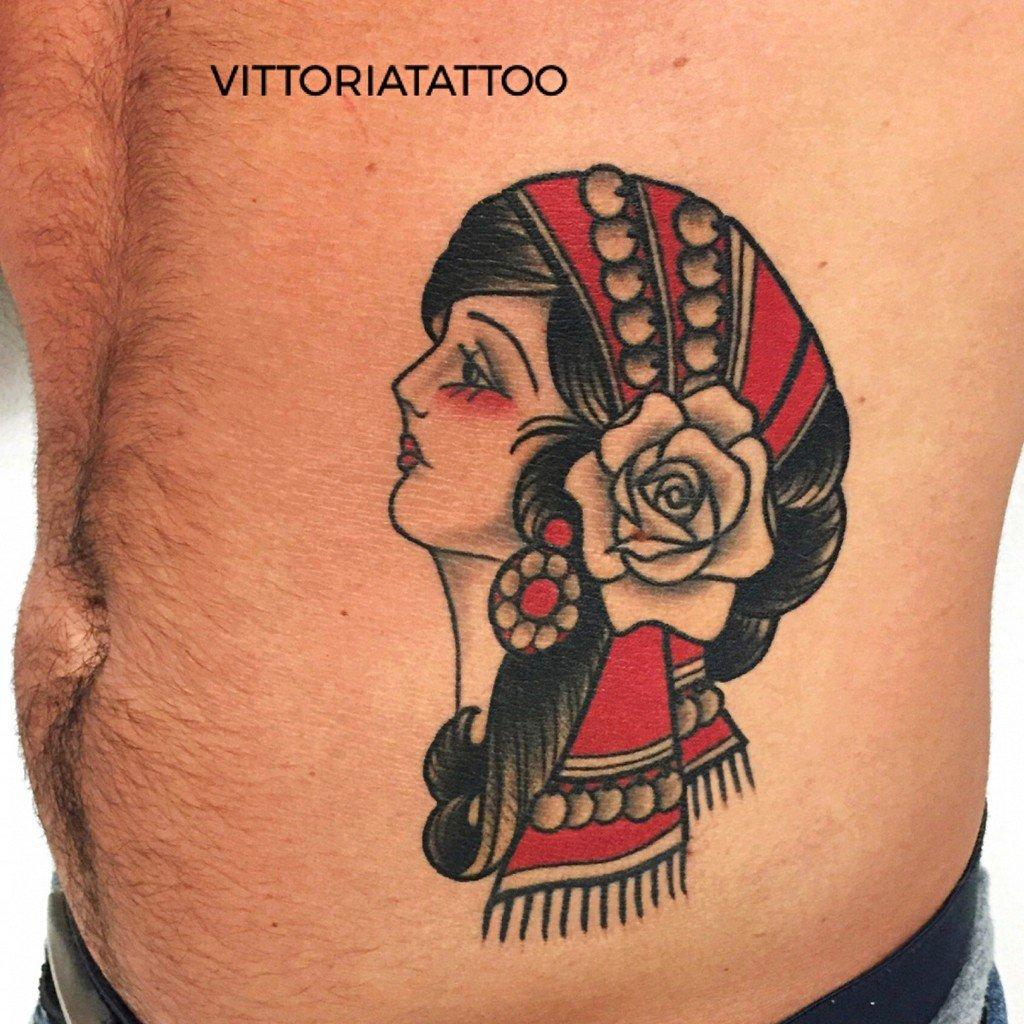 gypsy-woman-tattoo-1