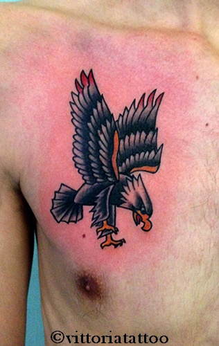Old-school-eagle-tattoo