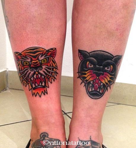 Old-school-tiger-tattoo