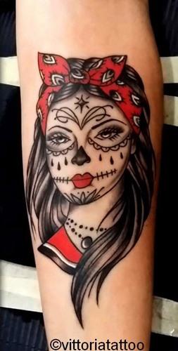 santa-muerte-chicano-tattoo-vittoriatattoo