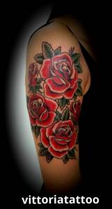 Arm-Roses-tattoo