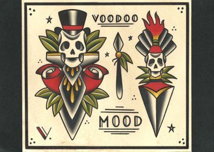Flash-tattoo voodoo mood -02-2015