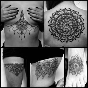 Ornamentale tattoo | Tattoo Como|Vittoriatattoo