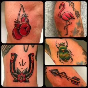 Piccoli Tattoo Per Tutti Quanti-studio tattoo vittoria via volta 49 como