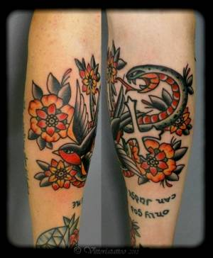 Swallow-Snake-vittoriatattoo
