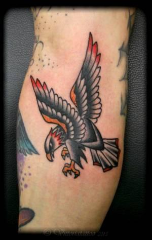 Eagle tattoos-vittoriatattoo