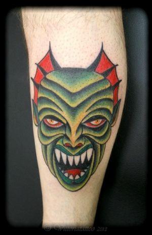 green-monster-vittoriatattoo-forever-yours