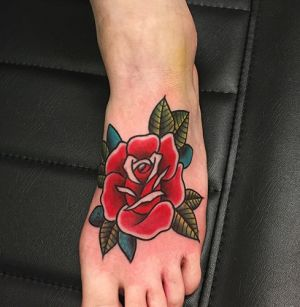 old school rose tattoo|tattoo como|vittoriatattoo