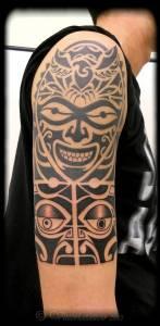 Polynesien-maori-tribal-2 tattoo
