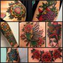 Tatuaggi di Toya Vittoria via volta 49 COMO ITALY