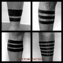 Serie Legs Tattoo by Vittoriatattoo-Tattoo Como