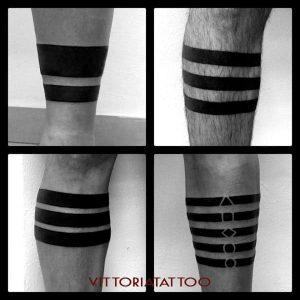 Serie Legs Tattoo by Vittoriatattoo-Tattoo Como