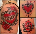 My-Favourite-Black Red Tattoos