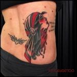 oldschool gipsy tattoo|tattoo como|vittoriatattoo